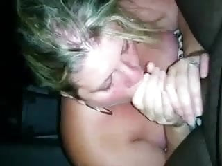 Pics of sucking black dick Middle aged wife sucking black dick til he cums
