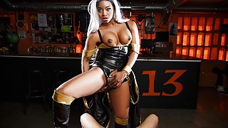 VR Cosplay X Jasmine's Pussy Wrapped Around Your Dick VRporn