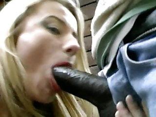 Anal european women - Italian blonde milf fucks african