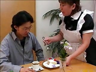 Hairy dairy maid wrtsl54gs Japanese bbw mature maid