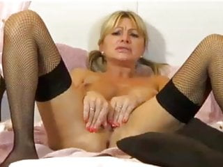 Matures messy boobs Mature milf spit on her self messy dirty