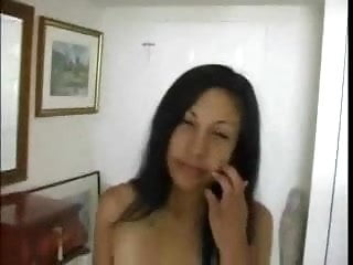 Teen first anal experience Teen latina has her first anal experience,