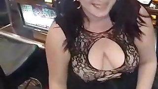 Casino tits