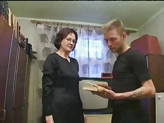 Mature russian mom Russian mom and boy 2