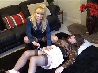 Panty licking gallery tgp - Angelica provides panty licking for madame c