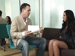 Ebony job interview xxx Job interview