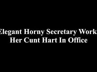 Sex fuck bangers - Horny randy stocking secretary works sex fuck in office
