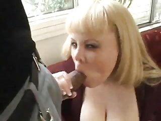 Throbbing threesomes Anal chubby babe used by throbbing bbcs