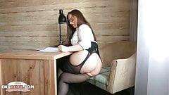 boobies Ich Liebe Es, Meinen Chef Sexuellen Appetit Zu Wecken pervet