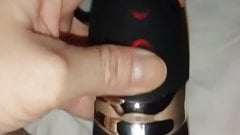 Girlfriend with dildo and me clips