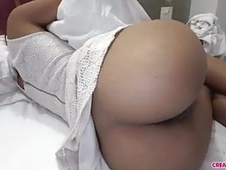 I grab my dick - Then i inserted my dick into her wet pussy, bareback