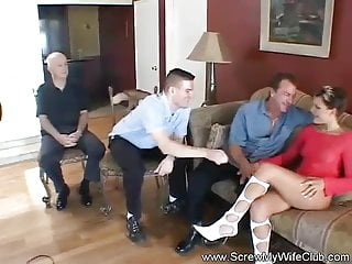 Spencers sex Mrs. spencer fucks a stranger