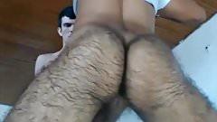 Latinos with big dicks having fun again