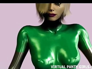 Washington state sci fi porn 3d sci fi hentai babe in a skin tight catsuit