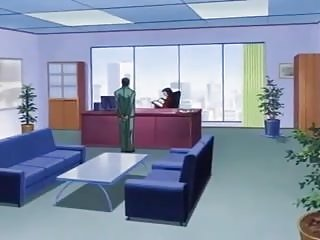 Virgin censor - Lingeries office 1 english dub, no censored