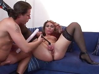 Burridge sexual assault - Housewife pussy assault extreme pumping and fisting