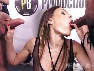 Kitana naked Premium bukkake - kitana lure swallows 74 mouthful cumshots