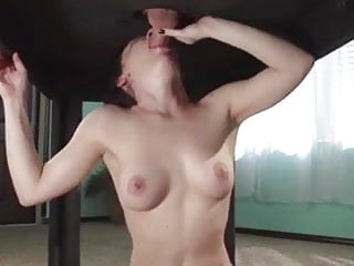 Katie st augustine sex - Katie st. ives milking big dick gets cum in her mouth