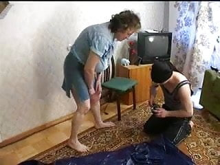 I fucked mamma and daughter Big tit mamma fucked hard.