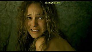 Natalie Portman Nude In Goyas Ghosts ScandalPlanet.Com