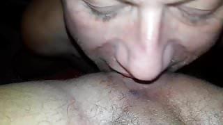 FFotze licking