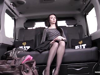 Car sex porntube - Fucked in traffic - car sex with beautiful russian babe