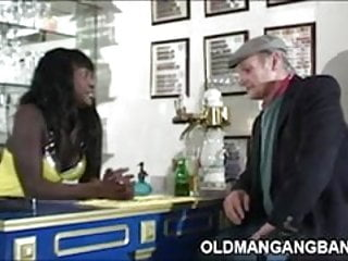 Young cunts old dicks 3 old dicks for black beauty