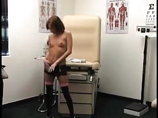 Mature foxy ladies - Young lady takes a dildo in her foxy box