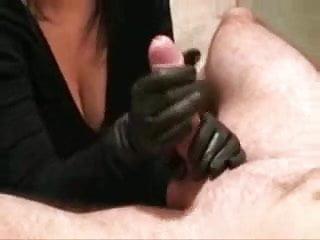 Hand job young girl - Hubby gets a hand job.