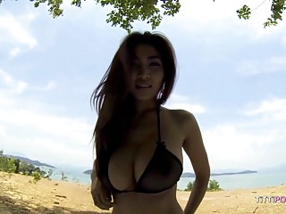 Asian blowjobs video Having raw sex on a hill top with a scenic view