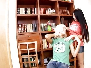 Library blonde porn Library libertines