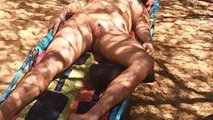 Nude asian babe Palm Beach Sydney