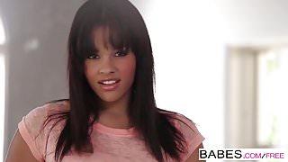 Babes.com - HOME ALONE Aria Salazar