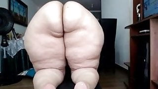 Webcam BBW fat mature