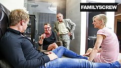 Secretaries Help with Family Dispute