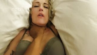 Hot Blonde Fuck by Black Cock