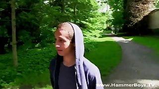 Bad boys stories - Big Greg Naddy from Hammerboys TV