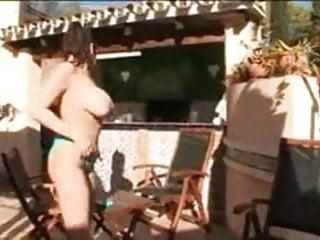 Cathy barry pornstar British busty lesbian foursome