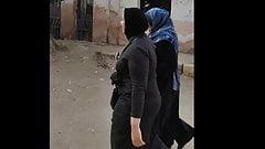 BBW Hijab mom