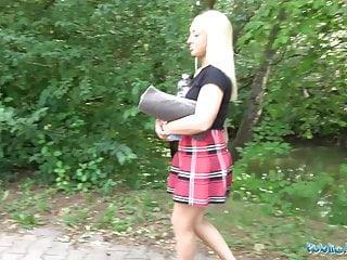 Outdoor sex gay Public agent british blonde amber deen first outdoor sex