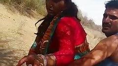 Indian Aunty Public Sex