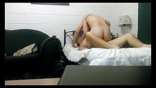 Riding a twinks Cock