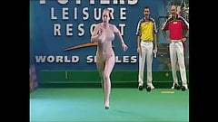 Streaking on Televsion