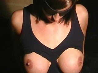 Breast punishment pics - Daniella breast whipping and punishments