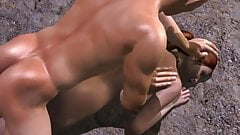 3D Babes gets fucked - Vol 4