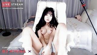 BJ Hyena Korean Adult Camgirl Live Stream