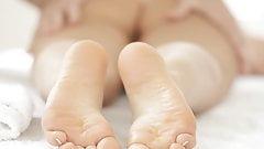 Sensual massage turns into deep pussy fucking