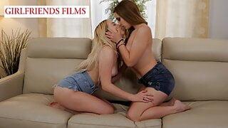 GirlfriendsFilms - College Girls Fuck On School Trip