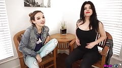 Lucia Love & Kylie Pussy Play