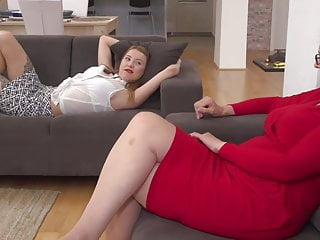 Mom at home sex movies Lesbian home sex with mature mom and daughter